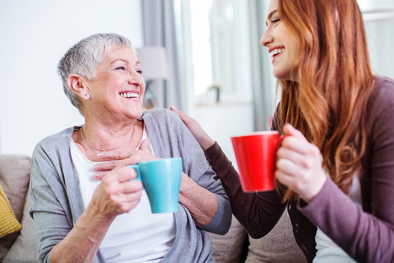 Free personal care for over 65s in Scotland